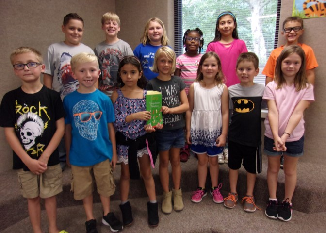 Westwood students have their poetry published in a book